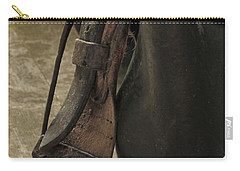 Stirrup And Cinch Carry-all Pouch