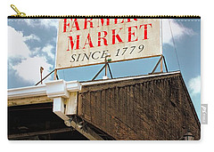 St.louis Market Carry-all Pouch