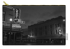 Stockyards Main And Exchange Bw Carry-all Pouch