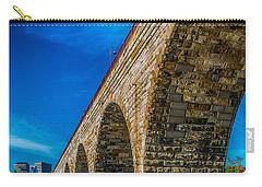 Stone Arch Bridge By Paul Freidlund Carry-all Pouch