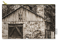Stone Cabin 2 Carry-all Pouch