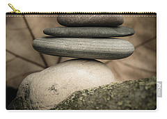 Stone Cairns Iv Carry-all Pouch