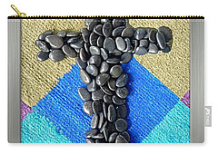 Stone Cross Carry-all Pouch