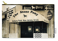 Stone Pony Carry-all Pouch by Colleen Kammerer