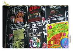 Stone Pony Asbury Park Carry-all Pouch
