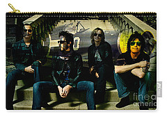 Stone Temple Pilots Carry-all Pouch by Marvin Blaine