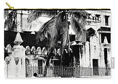 Tanzania Stone Town Unguja Historic Architecture - Africa Snap Shots Photo Art Carry-all Pouch