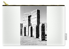 Stonehenge Replica Carry-all Pouch by Chalet Roome-Rigdon