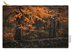 Stonewall In Autumn Carry-all Pouch by GJ Blackman