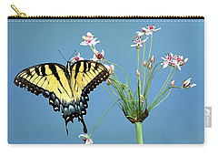 Stop And Smell The Flowers Carry-all Pouch