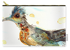 Stop And Smell What? Carry-all Pouch by Dawn Derman