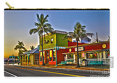 Store On Fort Myers Beach Florida Carry-all Pouch