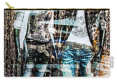 Store Window Display Carry-all Pouch
