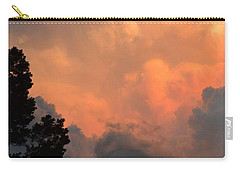 Storm At Sundown Carry-all Pouch