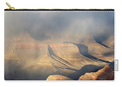 Storm Over The Grand Canyon Carry-all Pouch