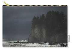 Storm At Lapush Washington State Carry-all Pouch