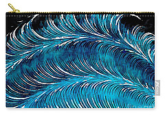 Storms At Sea Carry-all Pouch