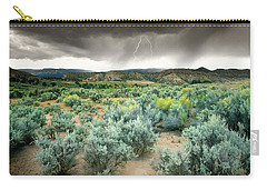 Storms Never Last Carry-all Pouch