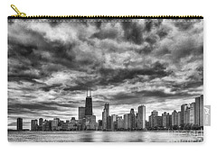 Storms Over Chicago Carry-all Pouch