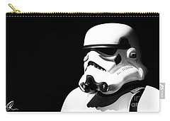 Stormtrooper Carry-all Pouch by Chris Thomas