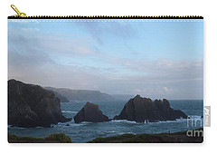 Hartland Quay Storm Carry-all Pouch