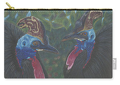 Strange Birds Carry-all Pouch