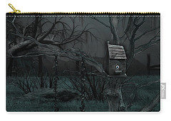Strange Eyedea Carry-all Pouch