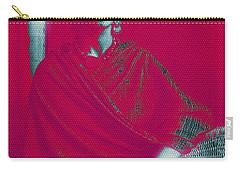 Strange Frida Carry-all Pouch