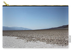 Carry-all Pouch featuring the photograph Strange Lands by Amy Gallagher