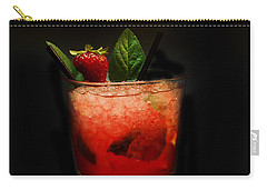 Strawberry Mojito Carry-all Pouch