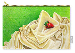 Strawberry Passion Carry-all Pouch