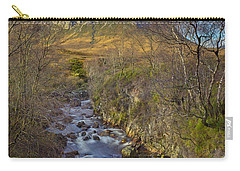 Stream Below Buachaille Etive Mor Carry-all Pouch
