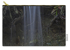 Streaming Mist Carry-all Pouch by Rod Wiens