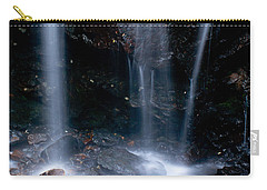 Streams Of Light Carry-all Pouch by Steven Reed