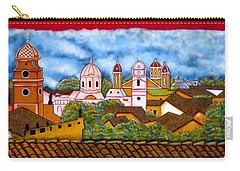 Street Art Granada Nicaragua 3 Carry-all Pouch
