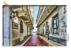 Streets Of El Casco Viejo 2  Carry-all Pouch