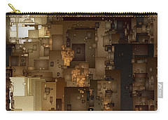 Streets Of Gold Carry-all Pouch