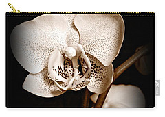 Strength And Beauty Sepia Carry-all Pouch