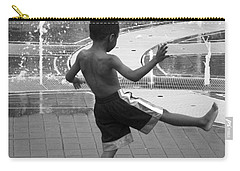 Strike A Pose Carry-all Pouch