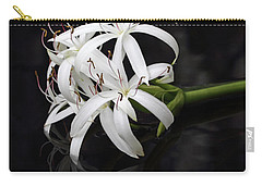 Carry-all Pouch featuring the photograph String Lily #1 by Paul Rebmann