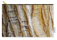Striped Maple Carry-all Pouch
