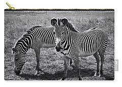 Stripes Duo Carry-all Pouch