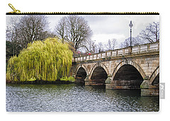 Stroll Along The Serpentine Carry-all Pouch