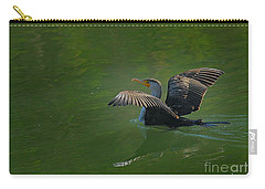 Strutting Cormorant Carry-all Pouch