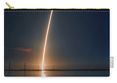 Sts-131 Launch Carry-all Pouch