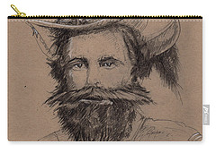 Stuart's Rebuke Carry-all Pouch