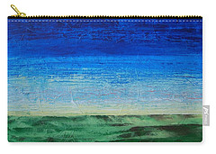 Study Of Earth And Sky Carry-all Pouch