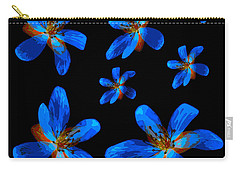 Study Of Seven Flowers #1 Carry-all Pouch
