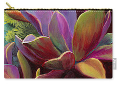 Succulent Jewels Carry-all Pouch