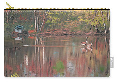 Sudbury River Carry-all Pouch